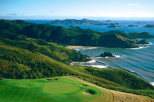 Kauri Cliffs - Best New Zealand Golf Lodges