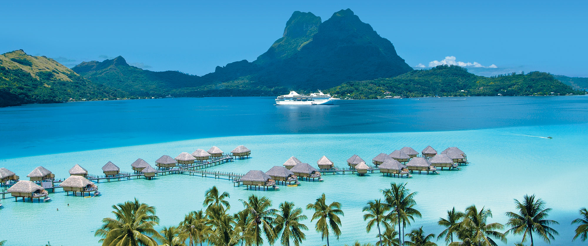 All Inclusive Honeymoon Vacations: Vacations To Bora Bora