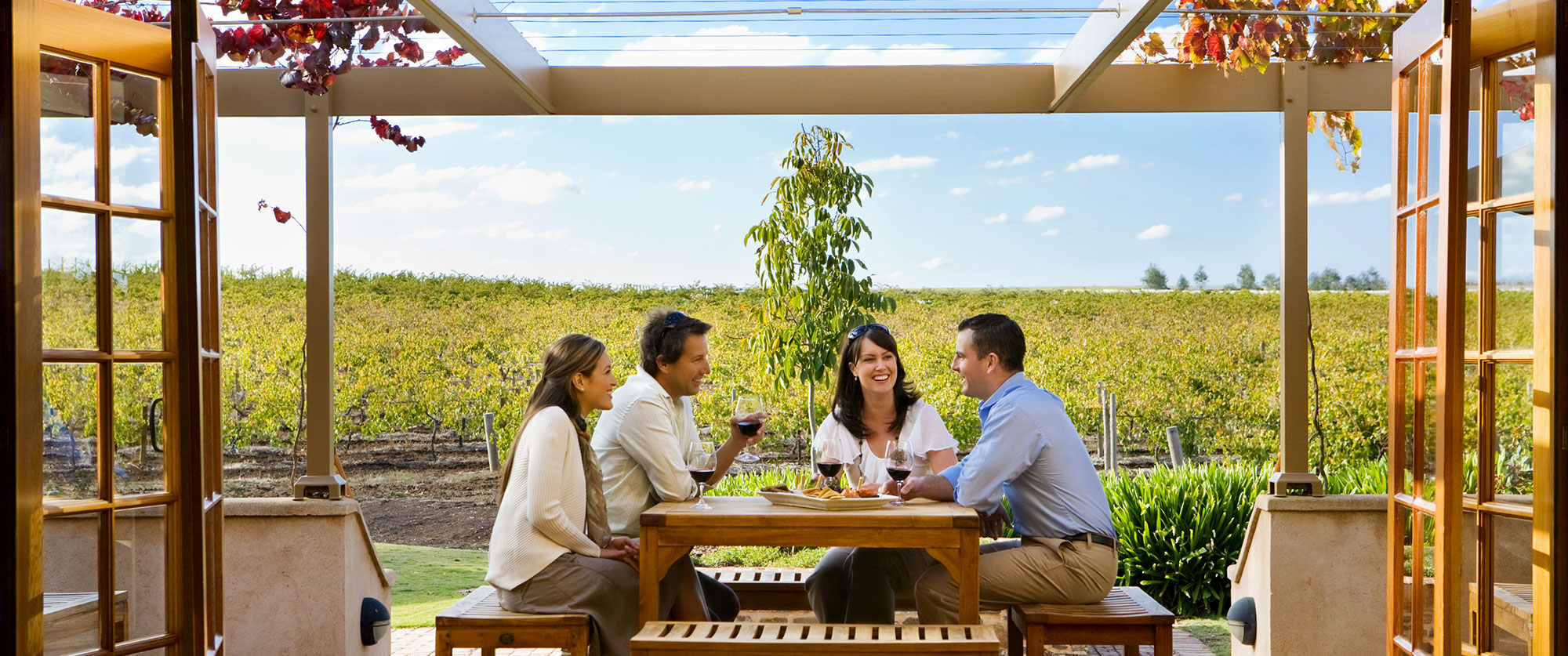 South Australia Luxury Travel: Exclusive Resorts, Wildlife and Cuisine - Barossa Valley