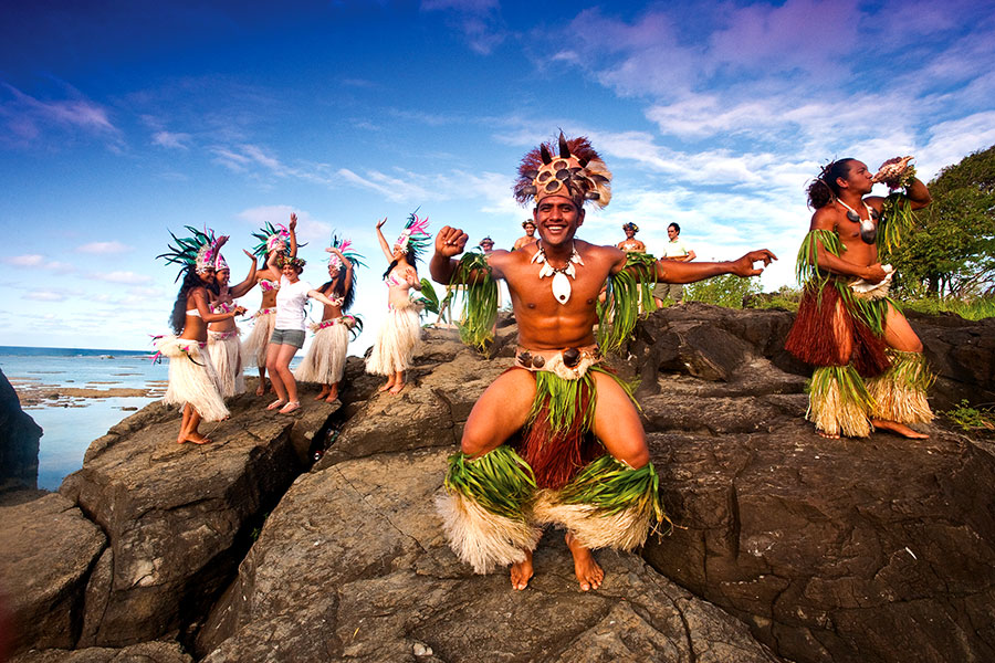 Cook Island Traditional Clothing