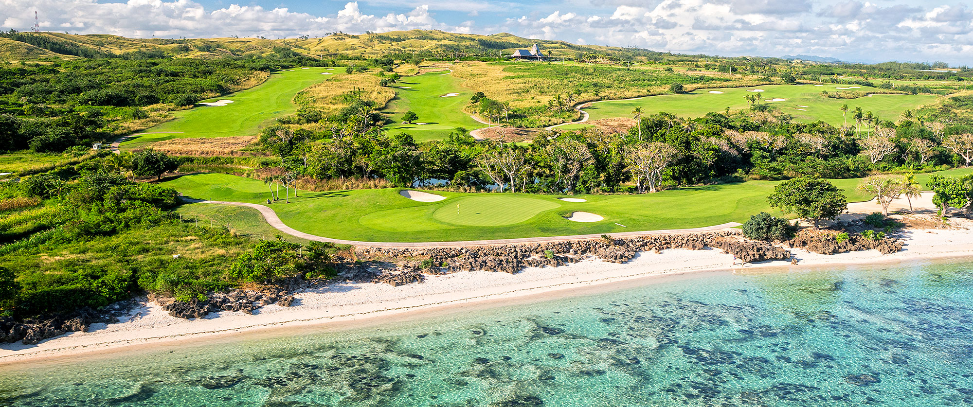 Fiji Family Vacation and Golf